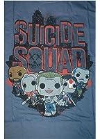 Funko Suicide Squad Movie Shirt T-Shirt Indigo Pop! Tees Medium Or Large Men's