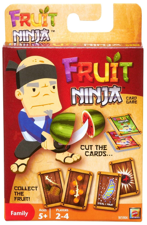 Fruit Ninja Card Game: Amazon.es: Juguetes y juegos