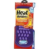 Heat Holders Ladies Slipper Heat Holders, Lavendar, US Shoe Size 5-9