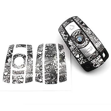 Decorativo Pegatinas para llavero BMW E60 E61 E90 E91 E92 X5 ...