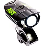 AWE® AWE500™ 1 x AWE Front LED USB Rechargeable Bicycle Front Light 500 Lumens EXTREMELY BRIGHT