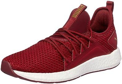 b12736f27f2c PUMA Women s Nrgy Neko Vt WNS Pomegranate Shoes
