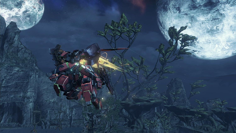Amazon.com: XenobladeX Wii U [JAPAN IMPORT]: Video Games