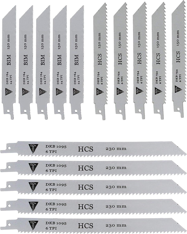 15 x DKB S/äbels/ägebl/ätter S/äbels/äge S/ägebl/ätter Tigers/äge Bi Metall und Holz