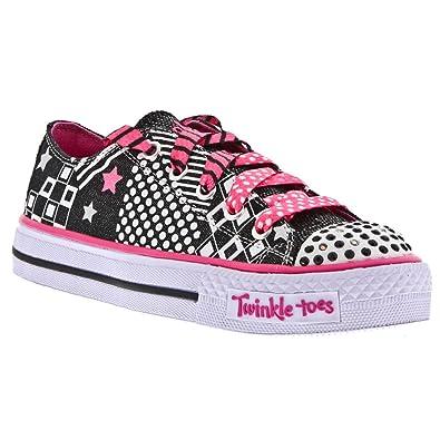 Skechers Damen Go Step Sneaker  36 EUSchwarz/Wei?