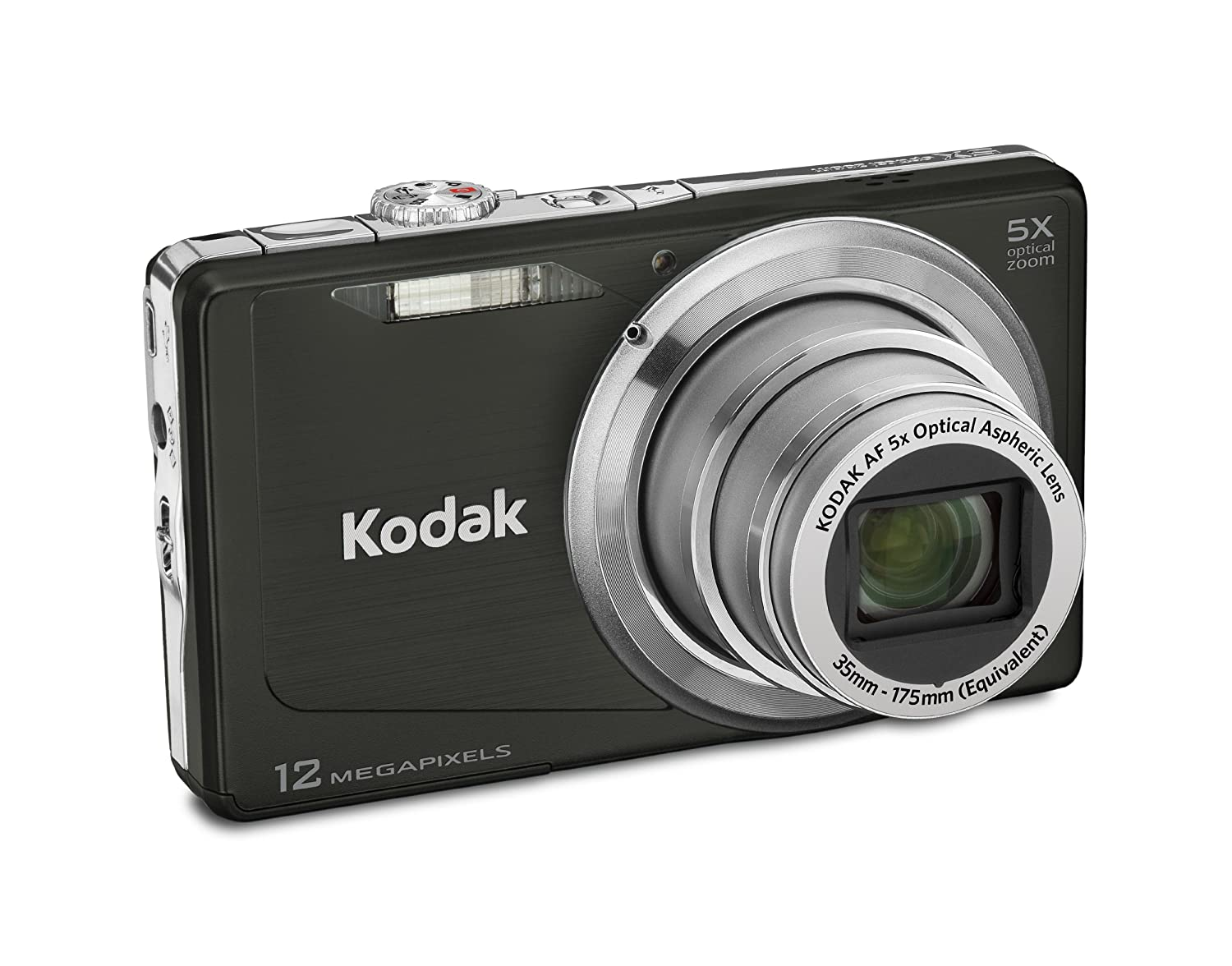 Amazon.com : Kodak Easyshare M381 12.4MP Digital Camera with 5x Optical  Zoom and 3-inch LCD (Red) : Point And Shoot Digital Cameras : Camera & Photo