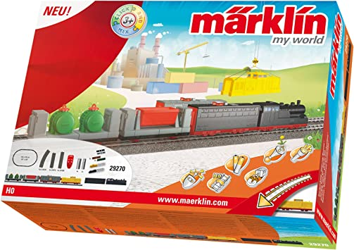 Märklin - Tren para modelismo ferroviario H0 Escala 1:87 (M29270 ...