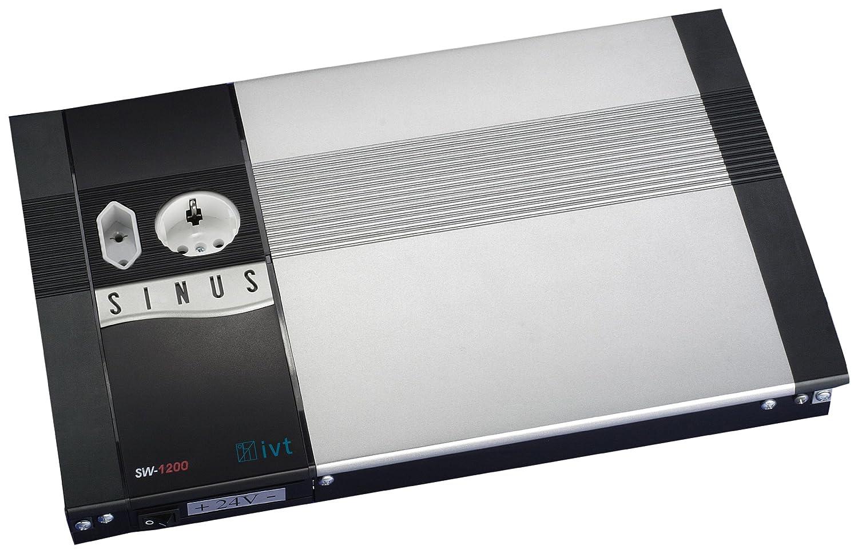 IVT SW-1200/12V Sinus Wechselrichter 1200W 12V