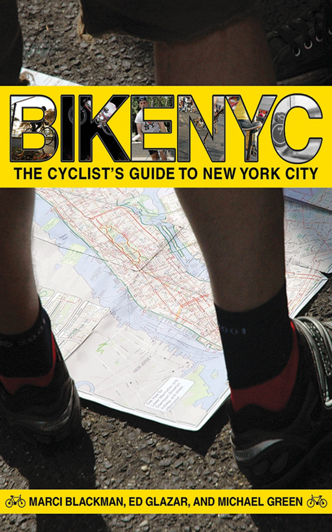 Download Bike NYC: The Cyclist's Guide to New York City PDF
