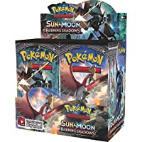 Pokemon Sun & Moon Burning Shadows Booster Cards (36 Booster Packs)