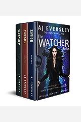 The Watcher Series Complete Box Set: An Epic YA Dystopian SciFi Series