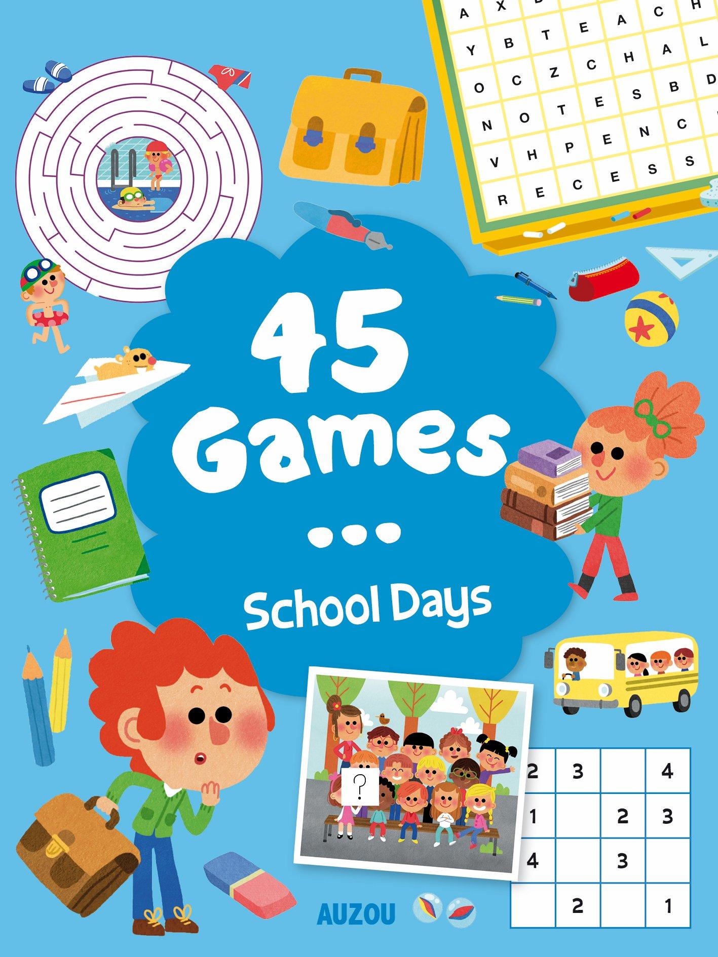 45 Games. School Days!