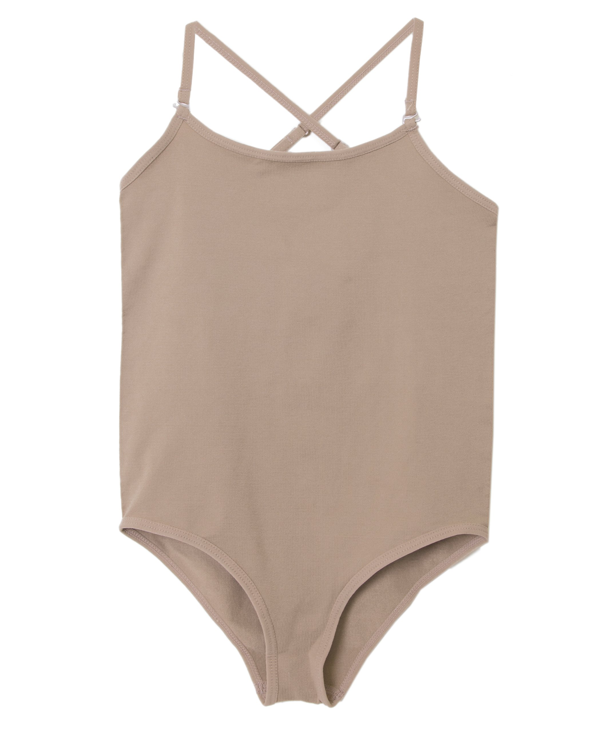 Basic Moves Seamless Camisole Adult --Nude Small by Basic Moves