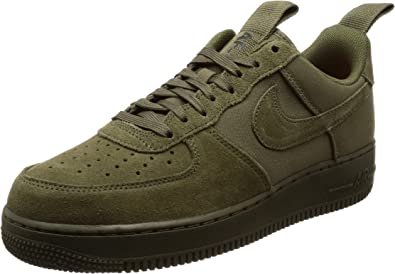 nike air force verde oliva
