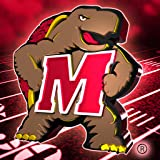Maryland Terrapins Revolving Wallpaper