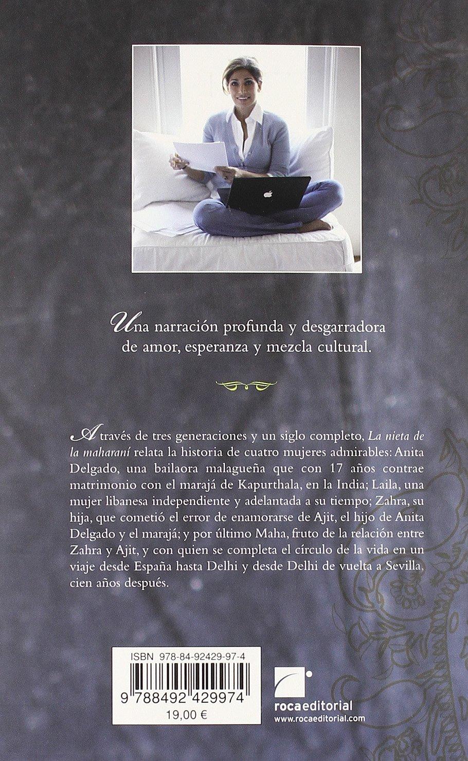 Nieta de la Maharani, La (Spanish Edition) by Brand: Roca