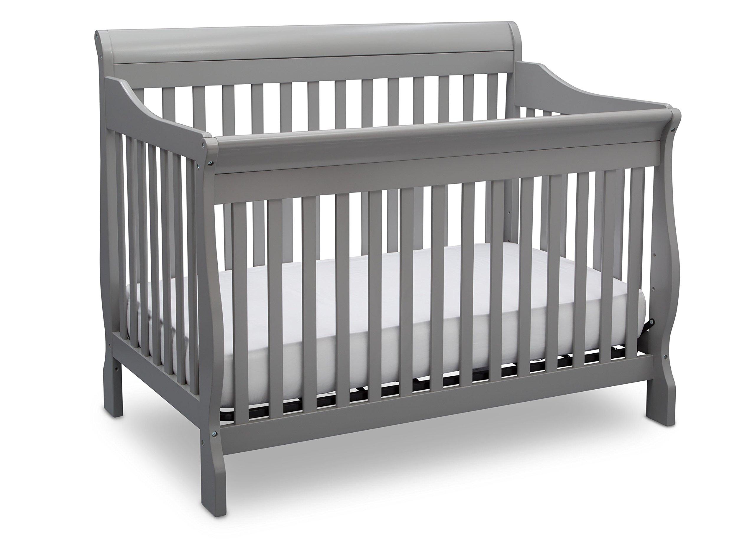 29d6447cd Amazon.com   Delta Children Canton 4-in-1 Convertible Baby Crib ...