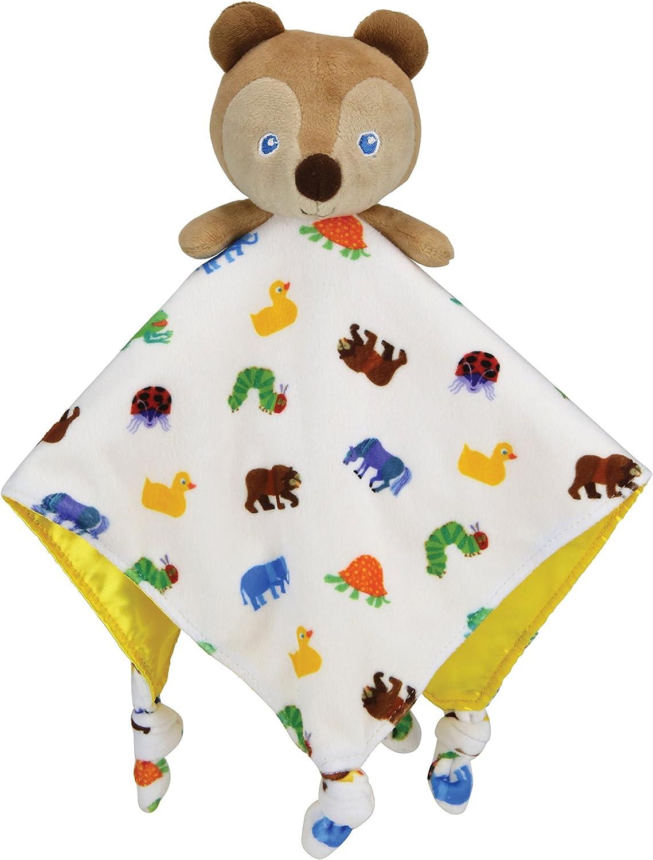 14 The Very Hungry Caterpillar On the Go Developmental Plush Brown Bear World of Eric Carle