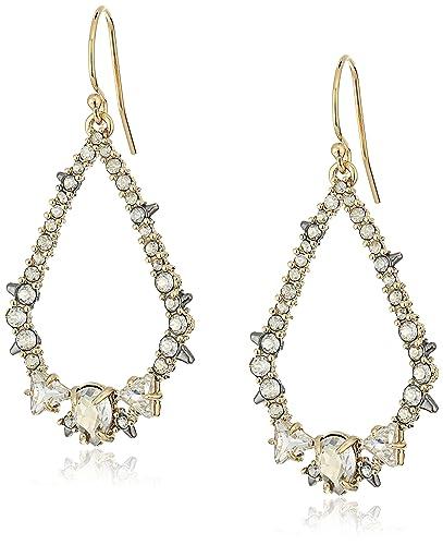 94509c694 Amazon.com: Alexis Bittar Crystal Encrusted Spike Tear Earrings: Jewelry