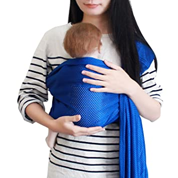 Amazon Com Vlokup Baby Water Ring Sling Carrier Lightweight