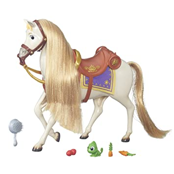 esDisney Amazon Rapunzel Princess Caballo Juegos Y MaximusJuguetes tdhsQr