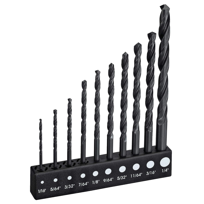 BLACK+DECKER Drill Bit Set 15557 10-Piece