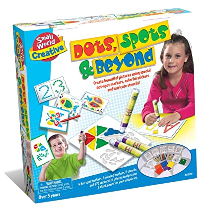 Small World Toys Dots, Spots & Beyond Baby Toy: Amazon in: Toys & Games