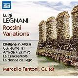 Legnani, L.: Rossini Variations for Guitar (Fantoni)