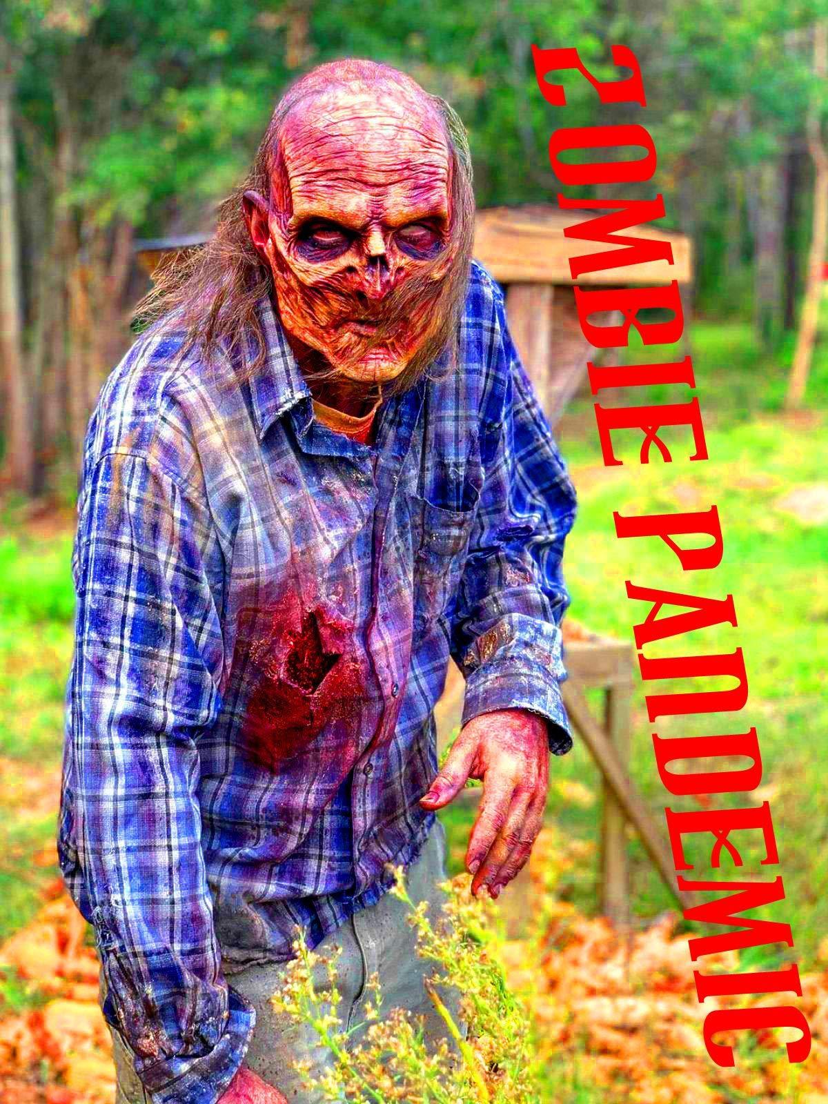 Zombie Pandemic on Amazon Prime Video UK