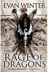 The Rage of Dragons (The Burning Book 1) Kindle Edition