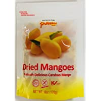 Philippines Dried Mangoes Naturally Delicious 170g
