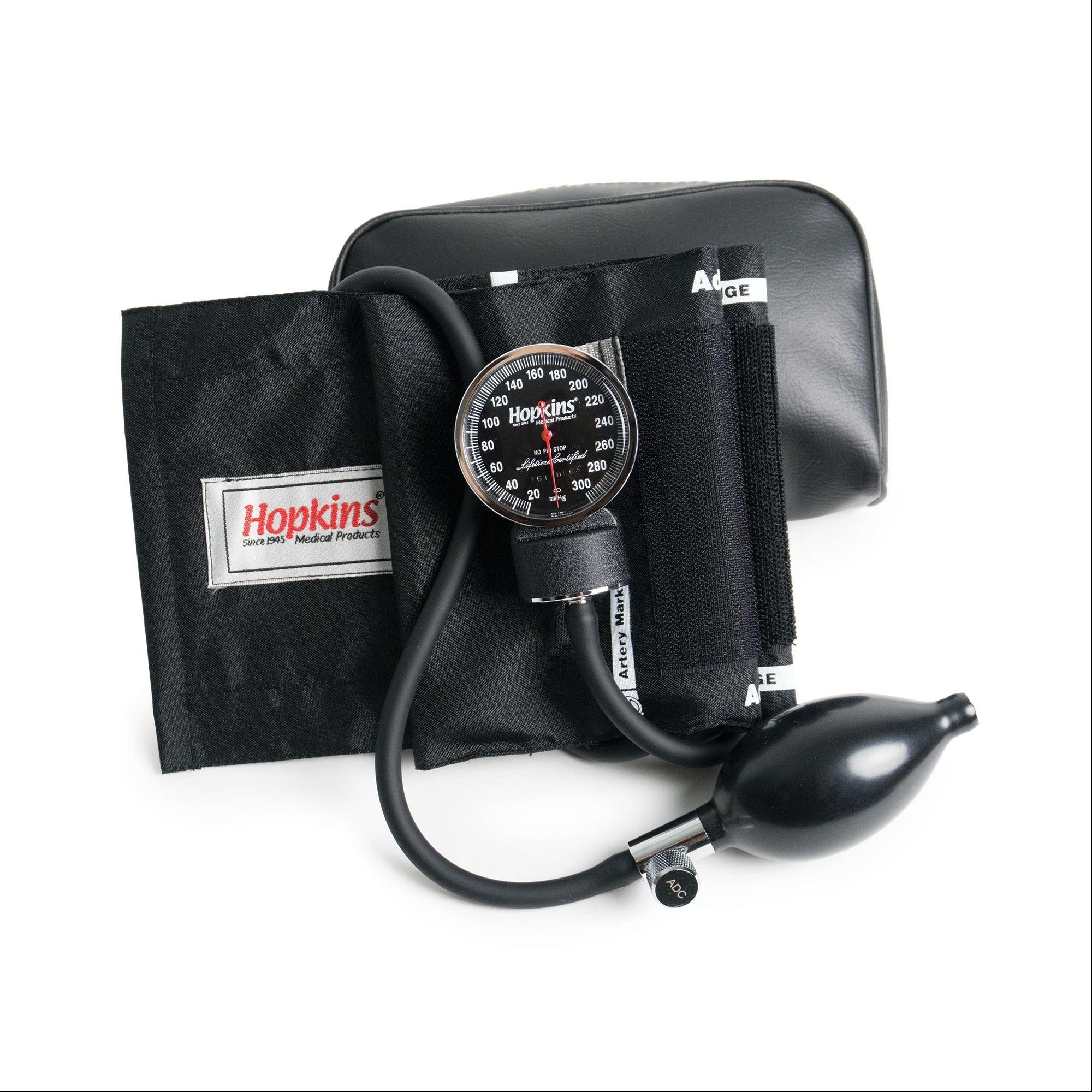 Hopkins Superior Nylon Sphygmomanometer Adult Limb Range 9.0'' to 15.7''