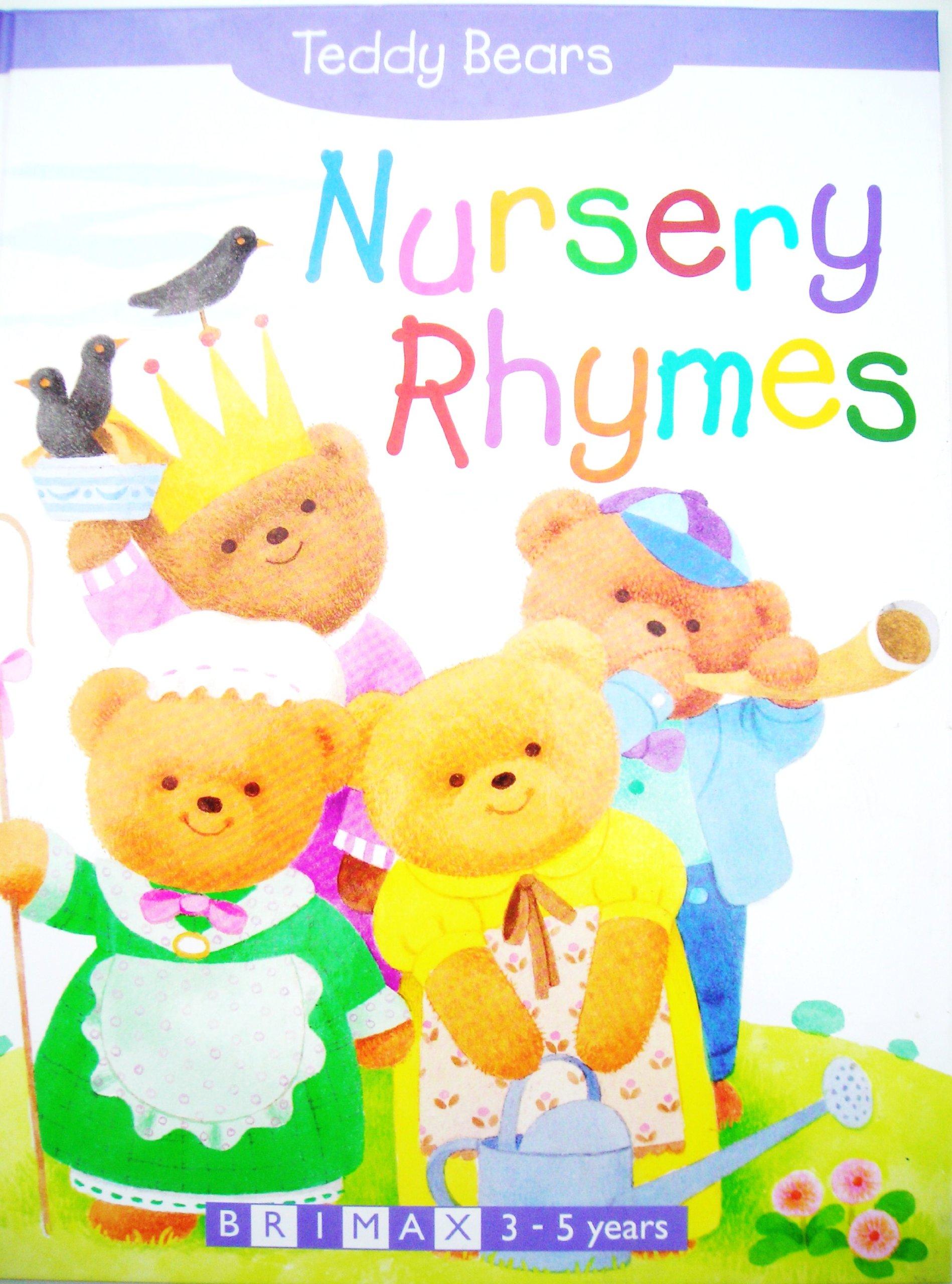 Teddy Bears: Nursery Rhymes