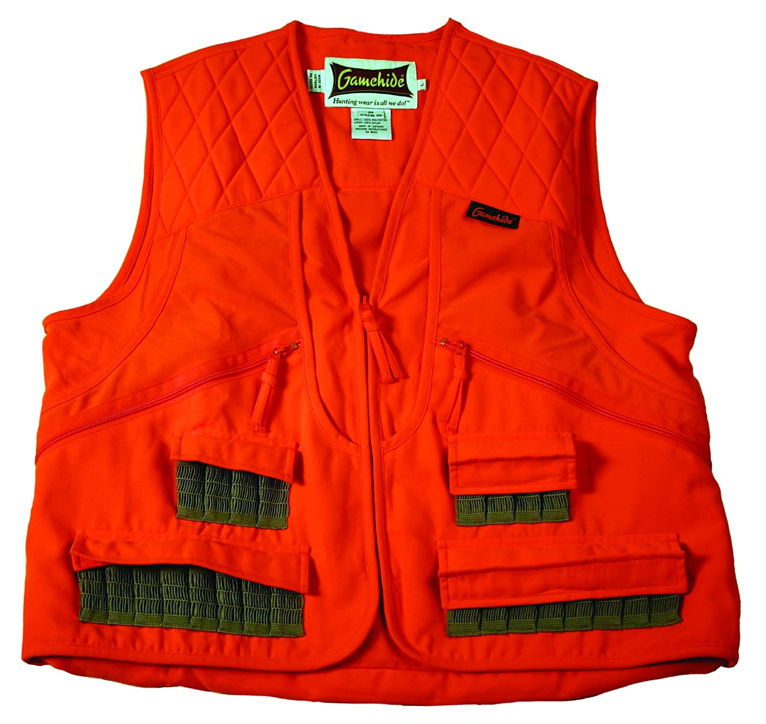 7991cf9079d31 Hunting Vest With Game Pouch | Building Materials Bargain Center