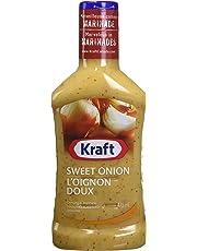 Kraft Sweet Onion Dressing, 475mL (Pack of 10)
