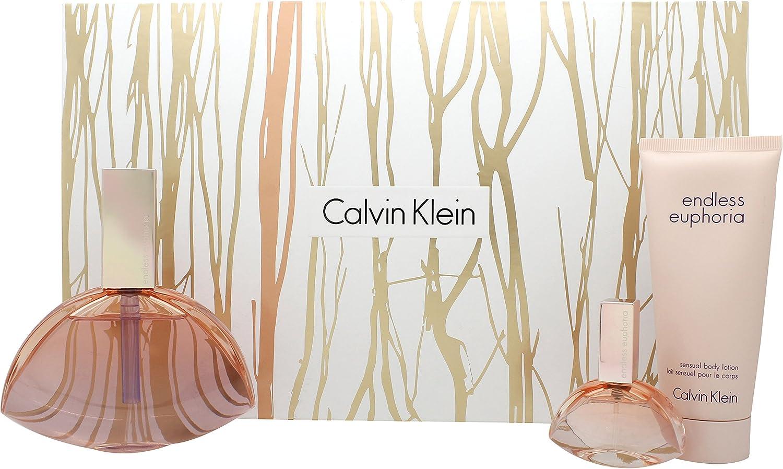 Calvin Klein - Estuche de regalo Eau de Parfum Endless Euphoria: Amazon.es: Belleza