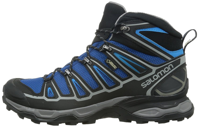 c2583e80b4a4 Salomon L37331100 X Ultra Mid 2 GTX Hiking Shoes for Men  Amazon.in  Shoes    Handbags