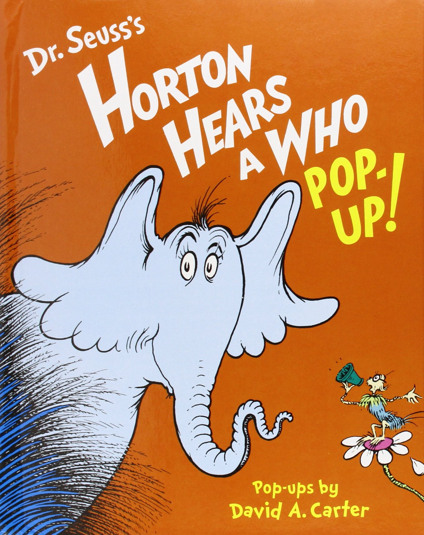 amazon com horton hears a who pop up 9780375841941 dr seuss