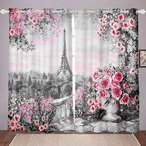 Erosebridal Eiffel Tower Curtain