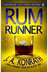 "Rum Runner - A Thriller (Jacqueline ""Jack"" Daniels Mysteries Book 9) Kindle Edition"