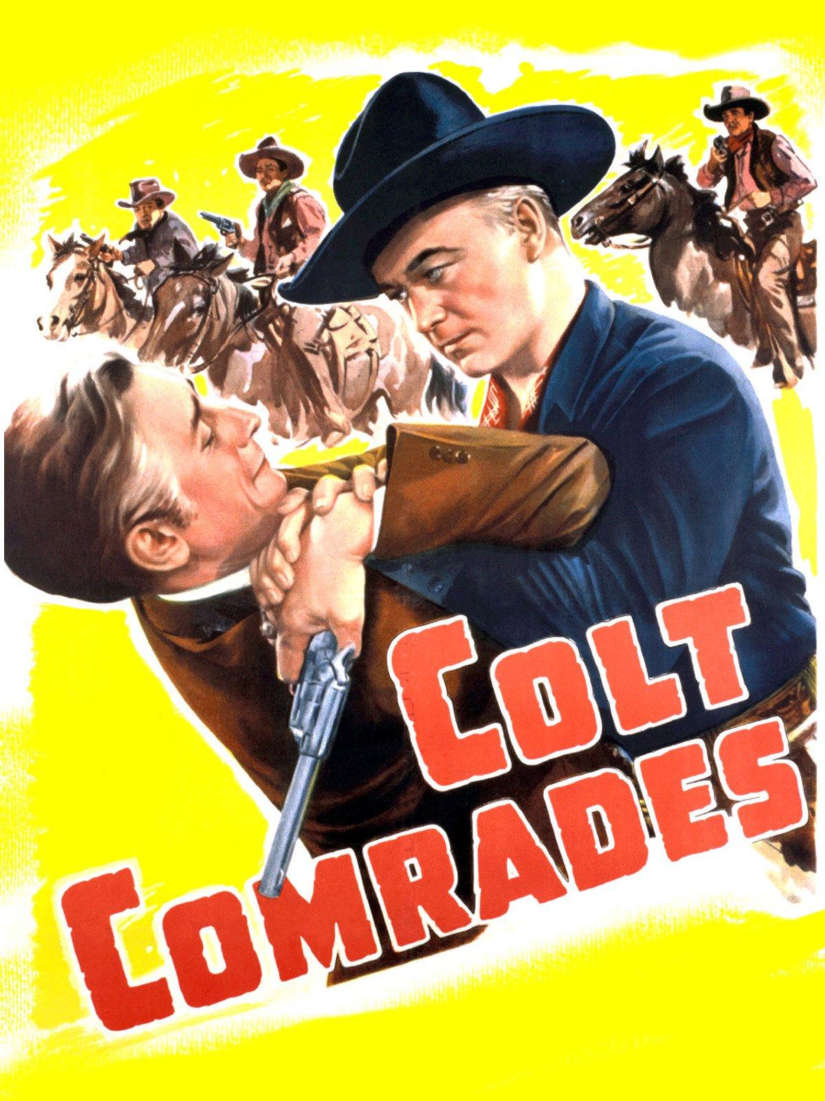Colt Comrades on Amazon Prime Video UK
