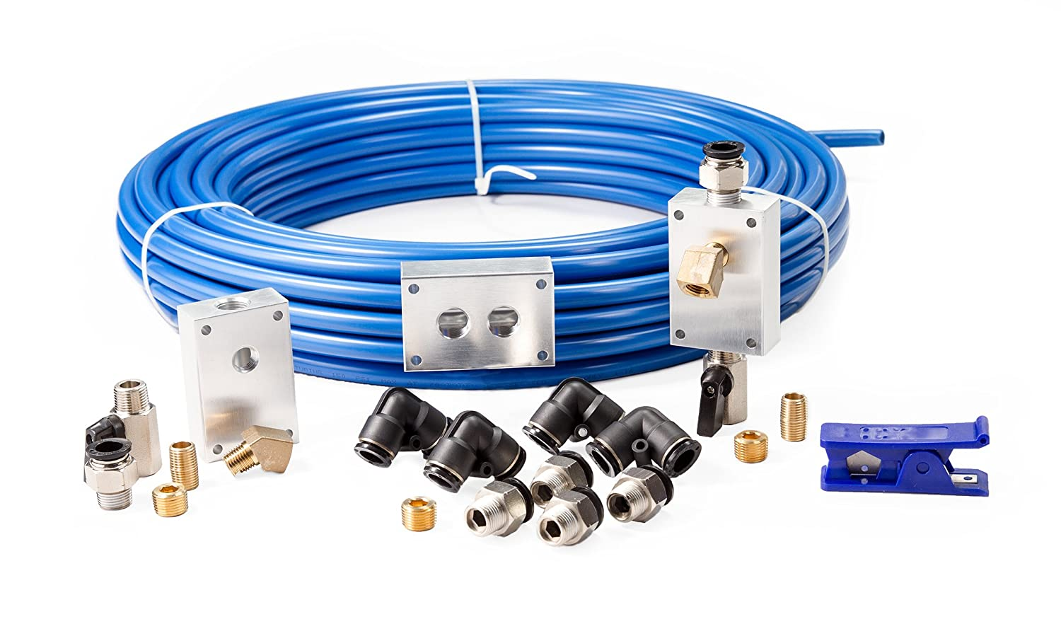 RapidAir Master Kit Includes 100ft of Tubing 90500