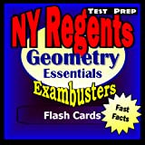 NY Regents Geometry Test Prep Review--Exambusters