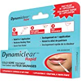 Dynamiclear Rapid All Natural Single Application Cold Sore Treatment