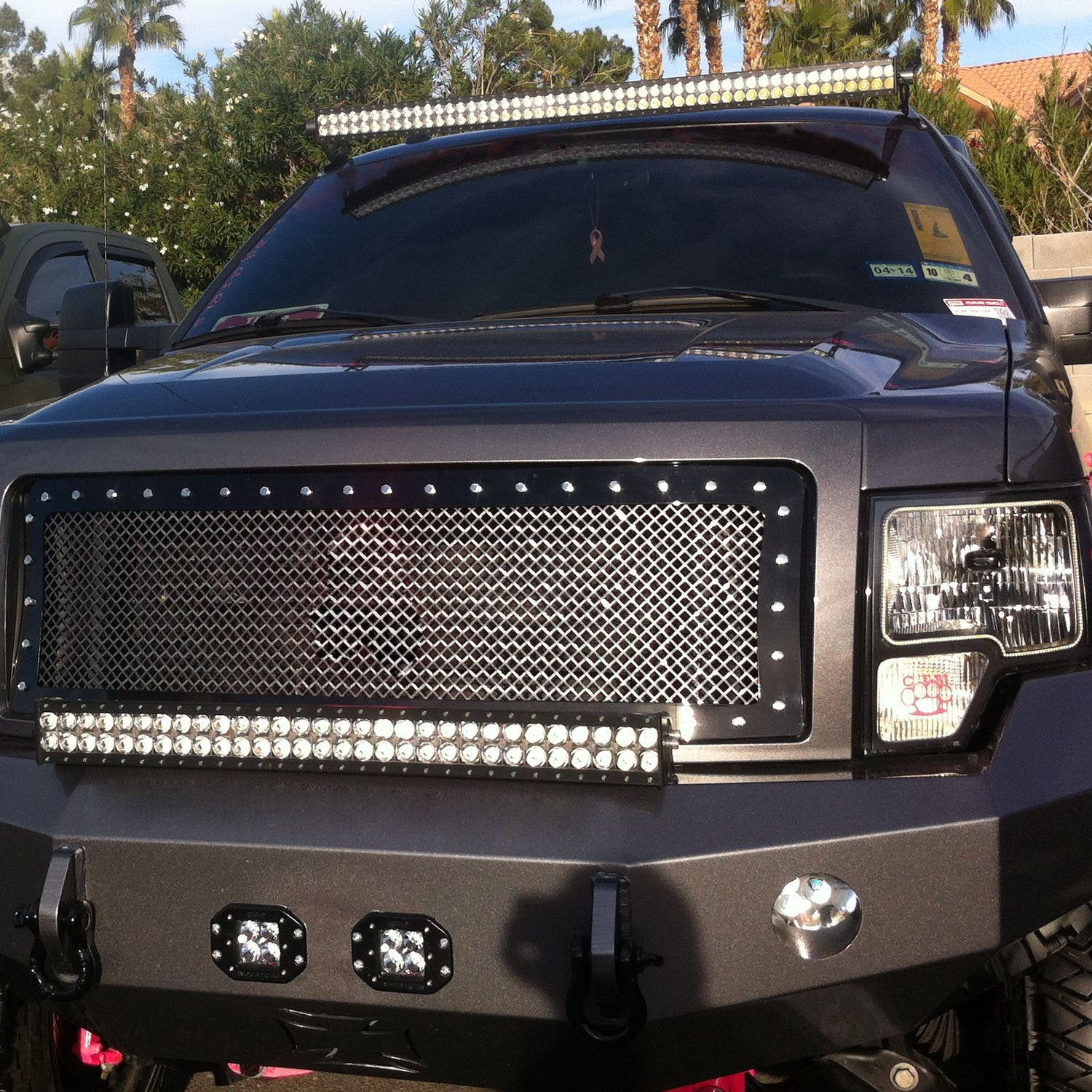 Truck LED Light Bar Jeep Northpole Light 32 180W Waterproof Spot Flood Combo LED Light Bar SUV Northpole Light 32 180W Waterproof Spot Flood Combo LED Light Bar ATV Jeep Off-road Light Bar Car LED Fog Lights with Mounting Bracket for Off-road