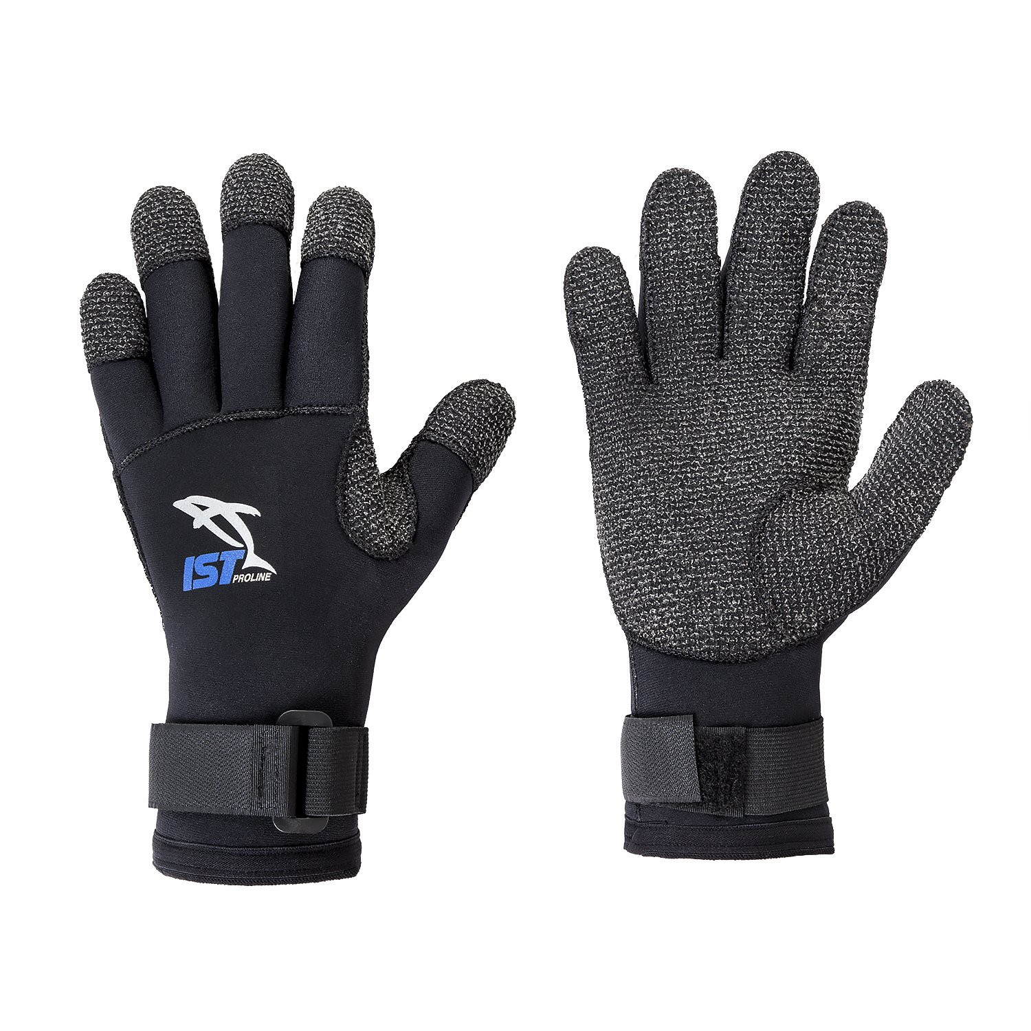 IST 3mm Kevlar Five Finger Gloves (Small) by IST