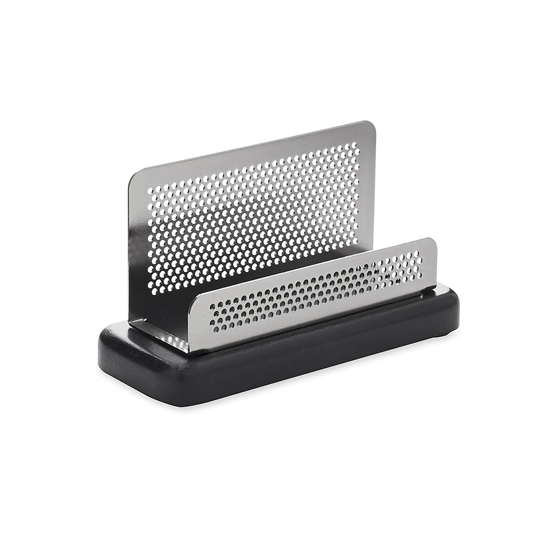 Amazon.com : Rolodex Distinctions Business Card Holder, Capacity ...