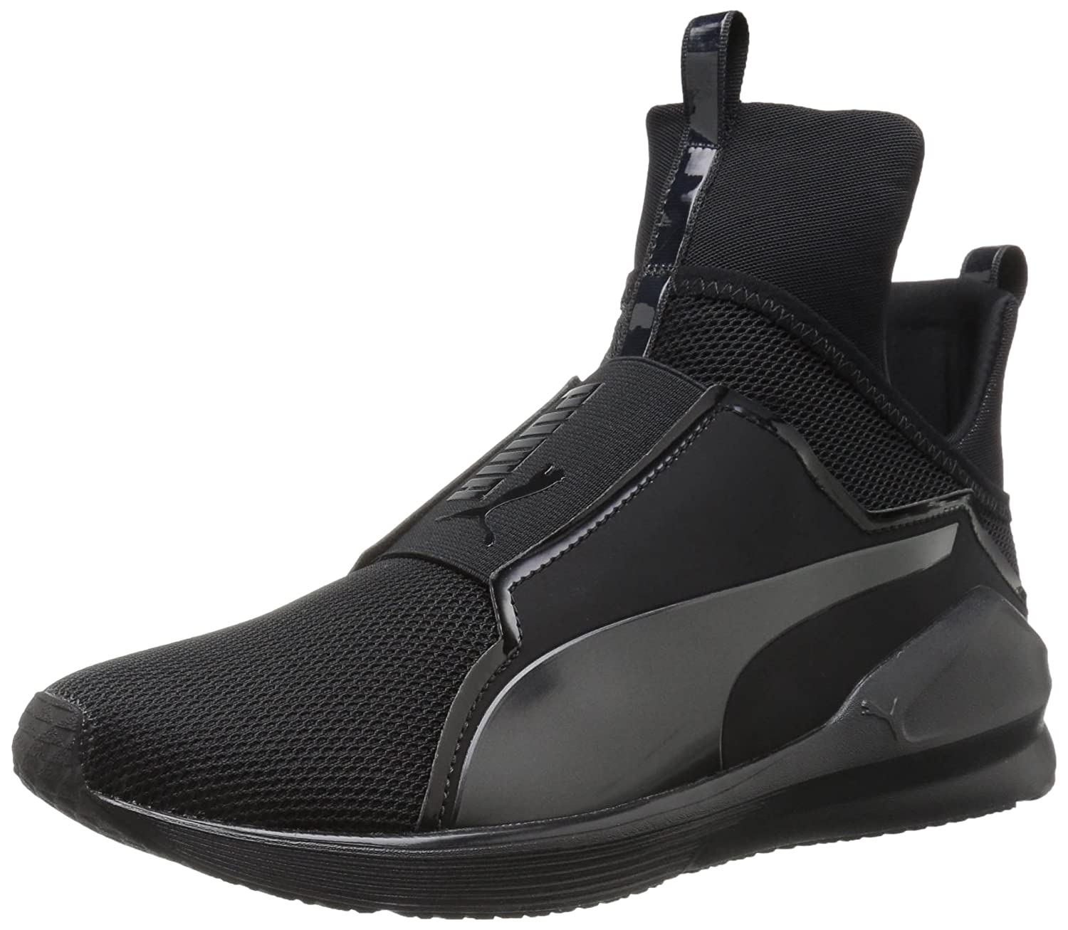 PUMA Women's Fierce Core Cross-Trainer Shoe B01BOUG0SK 6 B(M) US|Puma Black/Puma Black