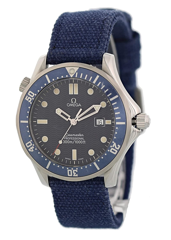 Omega Speedmaster Quartz Male Watch 2541.80.00 (Certified Pre-Owned)
