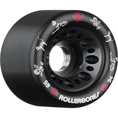 RollerBones Day of The Dead Pet Derby Skating Wheels : Sports & Outdoors